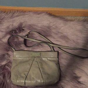 Marc Jacobs tan crossbody bag